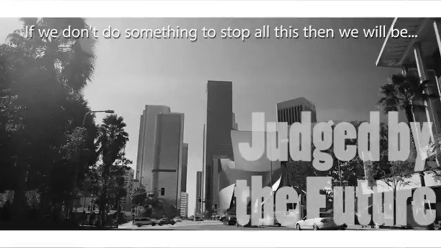 """""""Judged by the Future"""" -- a song by Casual Rebels  One of the protest songs that inspired the novel Political Music Club.  Because, yeah, we will be #judgedbythefuture and it would sure be nice if we could do some things for which they would judge us kindly. https://t.co/NWnjsUwD7S"""