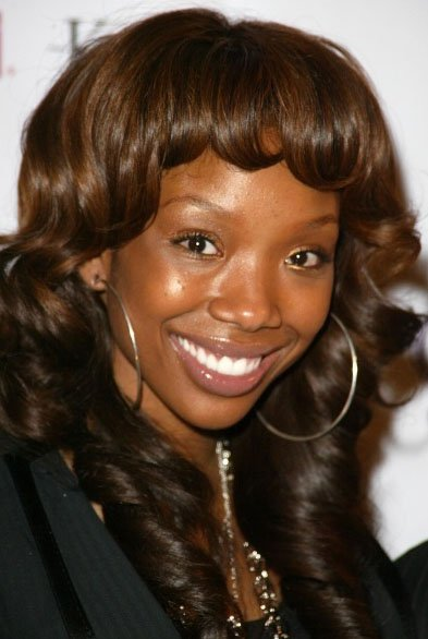 Happy 40th Birthday to the vocal paper towel Brandy Norwood