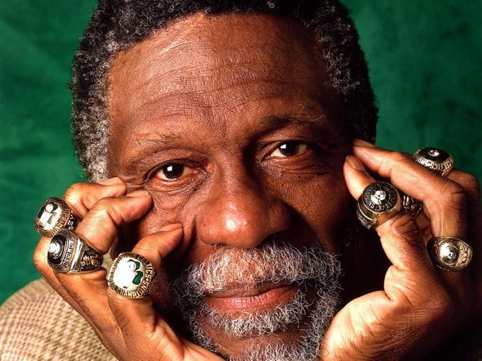 Happy Birthday Bill Russell