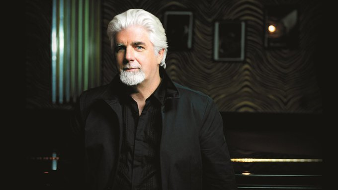 Happy birthday to singer, Michael McDonald!