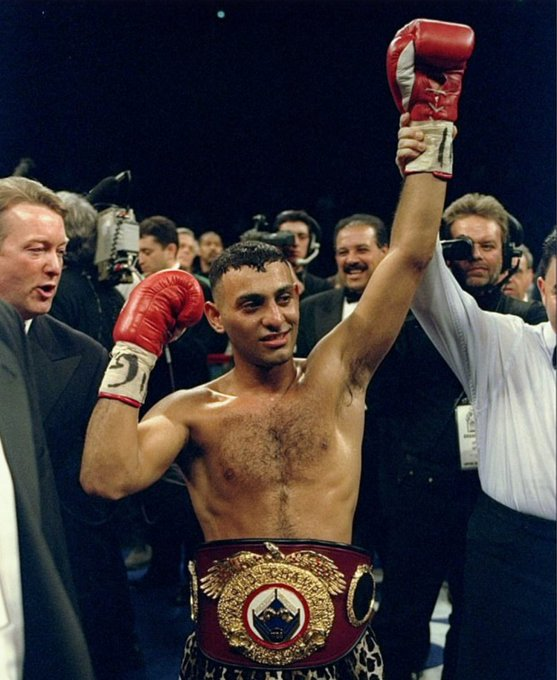 Happy birthday to the former World Featherweight and Lineal Champion Prince Naseem Hamed