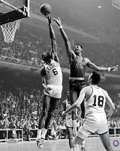 Happy 85th birthday, Mr. Bill Russell.  The