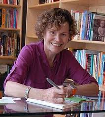 Happy birthday to Judy Blume (1938): novelist, children\s and YA author, memoirist