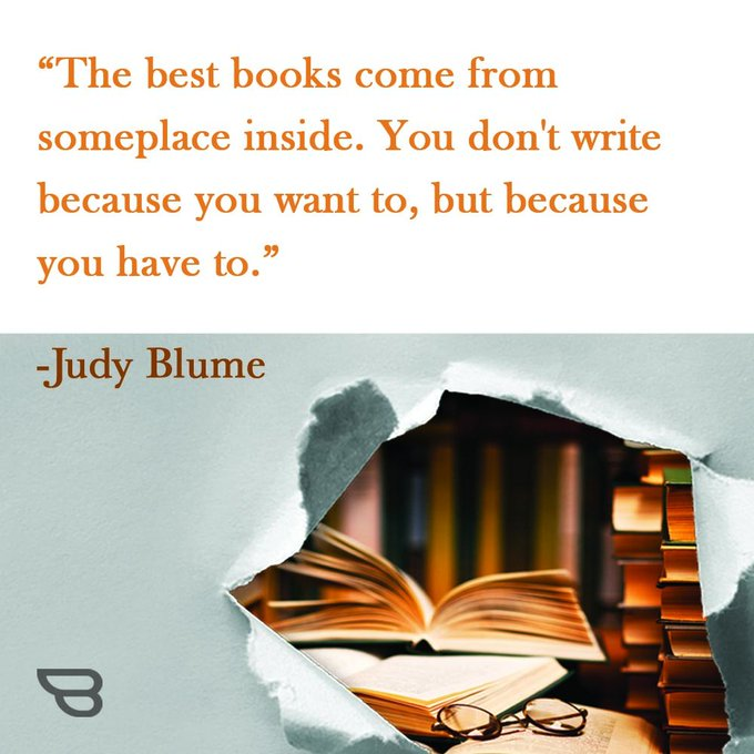 A very happy 81st birthday to Judy Blume!