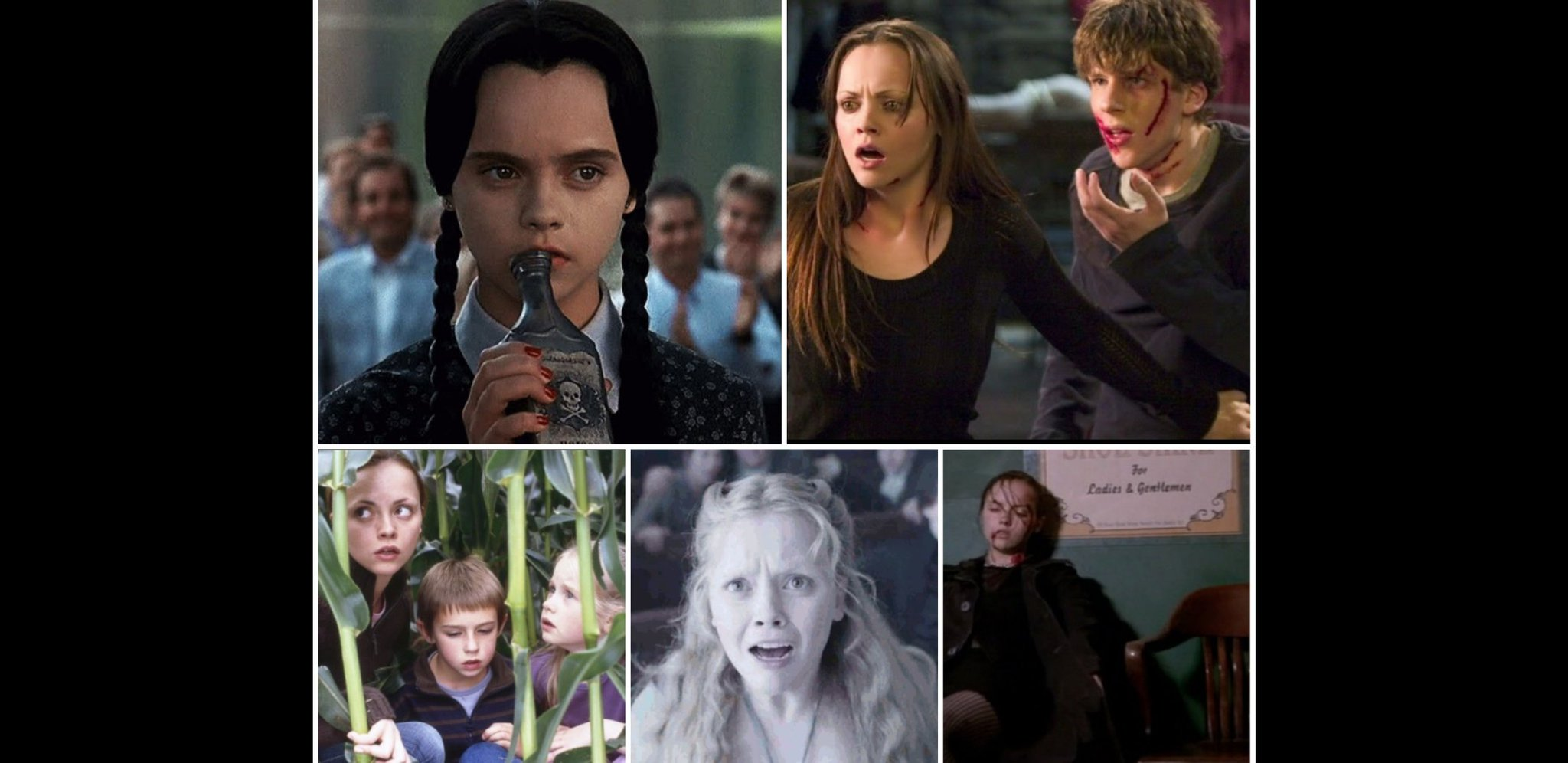 "Happy Birthday to one of my fav ""Scream Queens..Christina Ricci!!!"