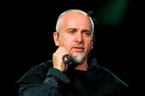 Happy birthday to Peter Gabriel, born on 13th Feb 1950