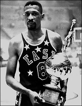 Happy Birthday to NBA legend Bill Russell!