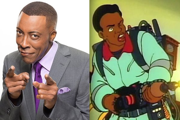 Happy 63rd birthday to Arsenio Hall, who voiced Winston during the first three seasons of The Real Ghostbusters.