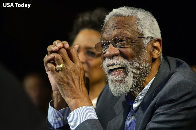 Happy birthday Bill Russell!