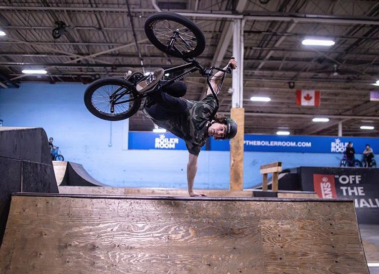 test Twitter Media - Two weeks out from the @Joyride150 BMX Park International & the first-ever Canadian BMX Freestyle Championships 🤘  Limited 🎟 available. https://t.co/H1UnBt8CsJ