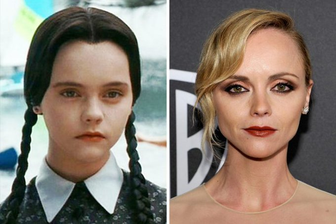 Happy Birthday Christina Ricci!!
