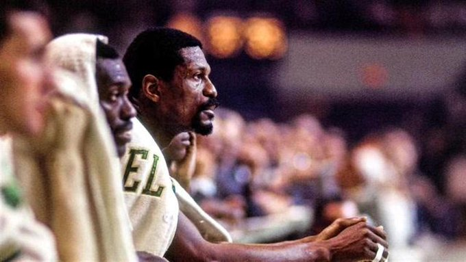 Happy 85th Birthday to Oakland\s lord of the rings, Bill Russell.