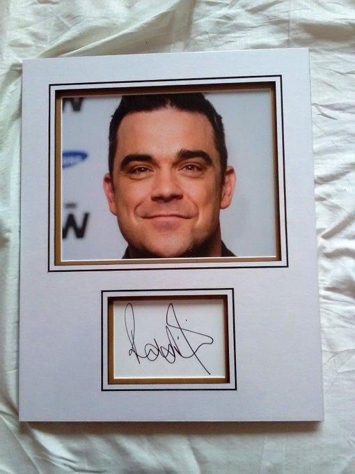 Happy Birthday, Robbie Williams!