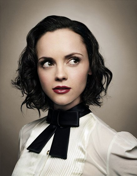 Happy Birthday to Mad Shelley fave & all around Goth Queen, Christina Ricci!