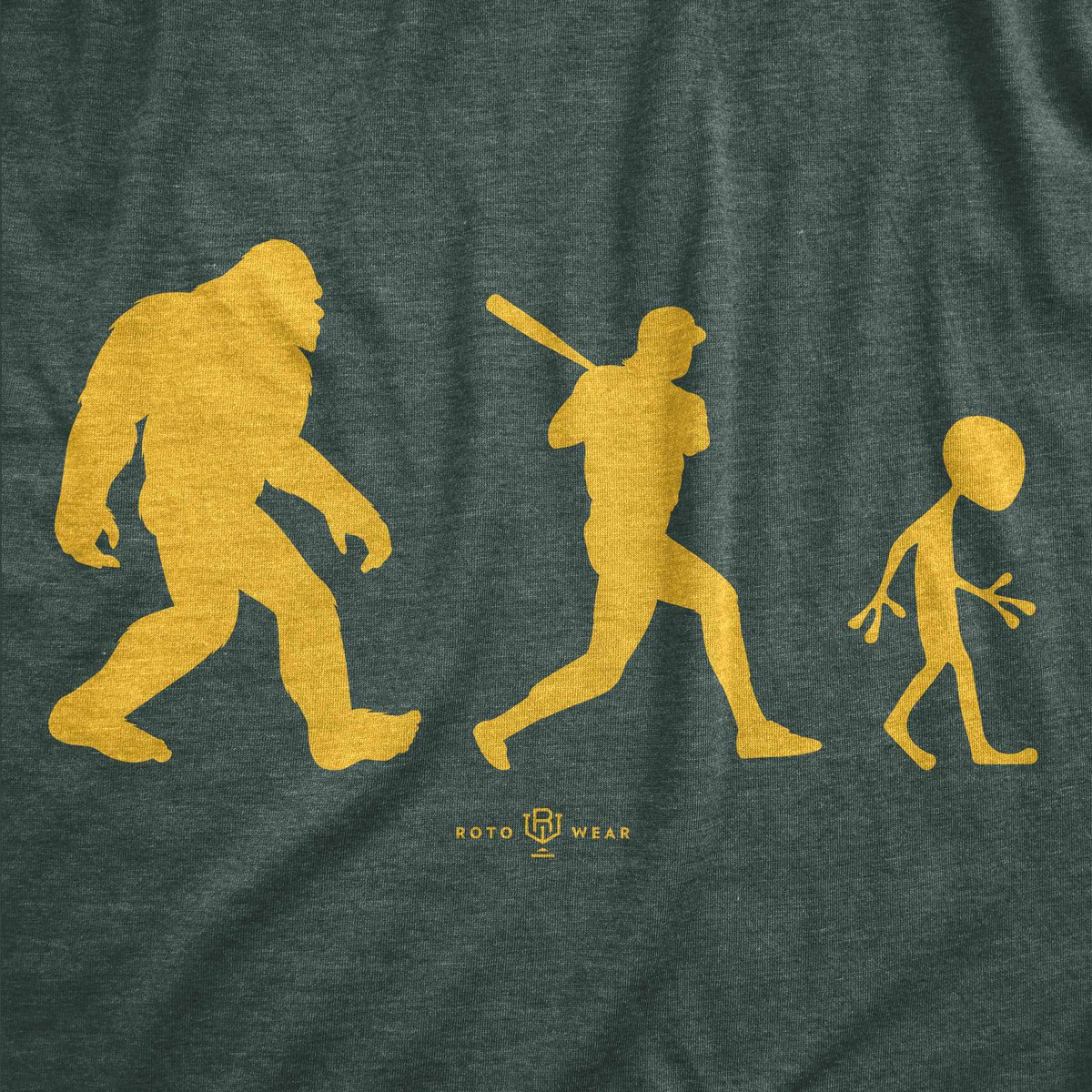 Bigfoot & Alien Excursion  👣👽👕 available only at: https://t.co/pHyz1xkwML https://t.co/iD3GAsXJ7a