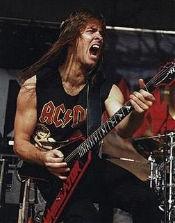 Happy 53rd Birthday To Jeff Waters - Annihilator And Savatage.