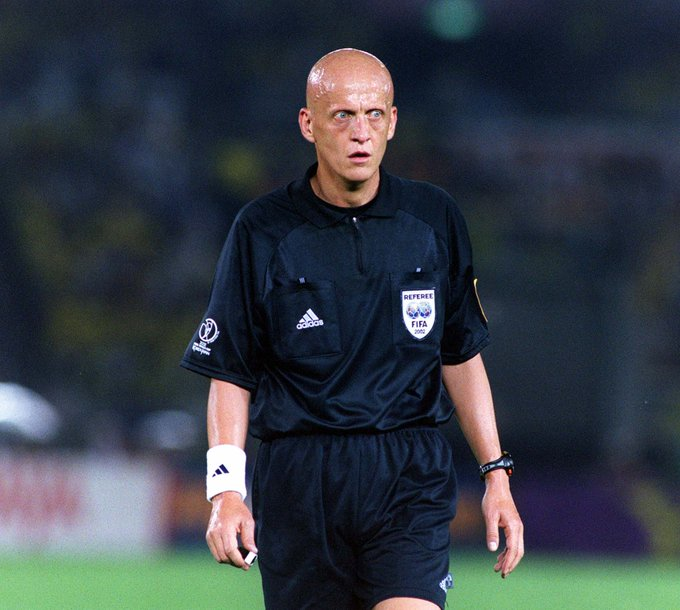 Happy Birthday to the Scariest Man In Football and GOAT referee, Pierluigi Collina!