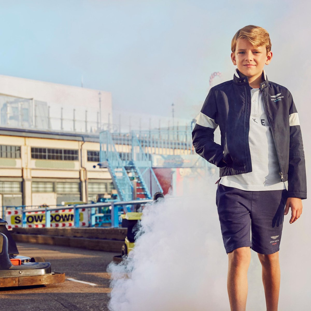 Race into our new arrivals for kids 🏁 Click here to shop: https://t.co/iTiWFD92P2 #Hackett #Kidswear #AstonMartin https://t.co/E1hF4U4rtz