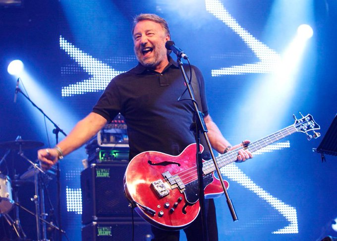 Happy Birthday Peter Hook from and Born on this day in 1956