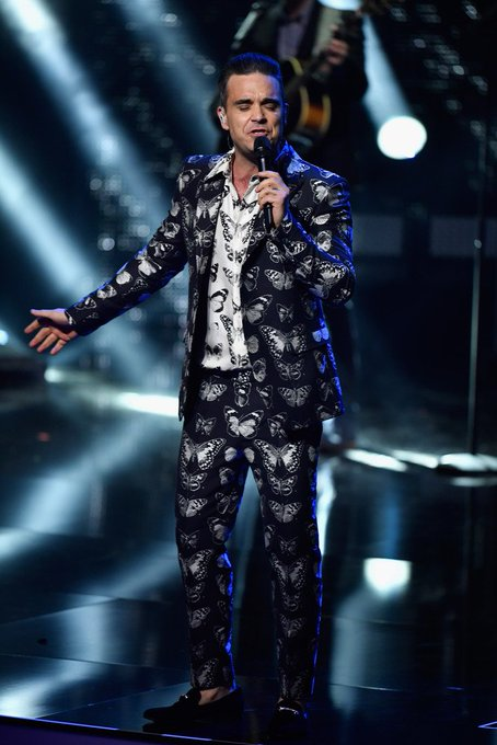 Happy birthday Robbie Williams(born 13/2/1974)