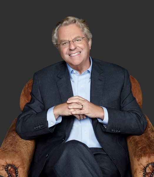 Happy Birthday Jerry Springer!
