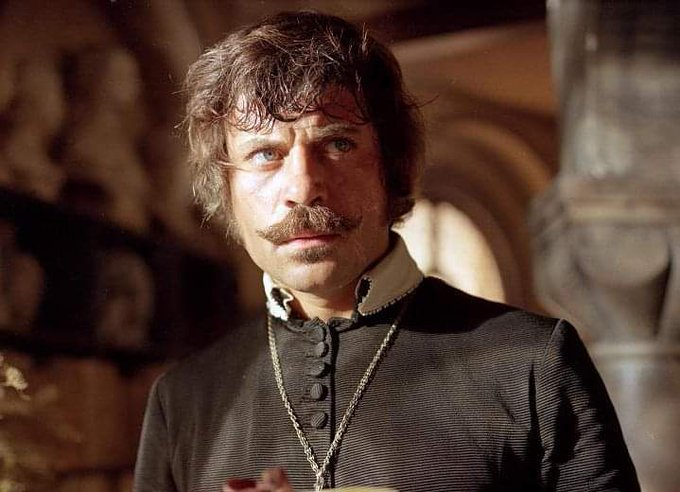 Happy birthday to Oliver Reed, such a troubled but beautiful human