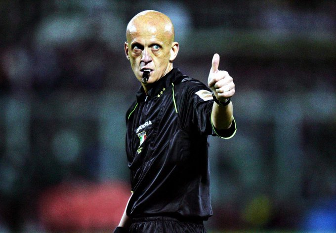 Happy birthday to the legend that is Pierluigi Collina!  There will never ever be another Collina.