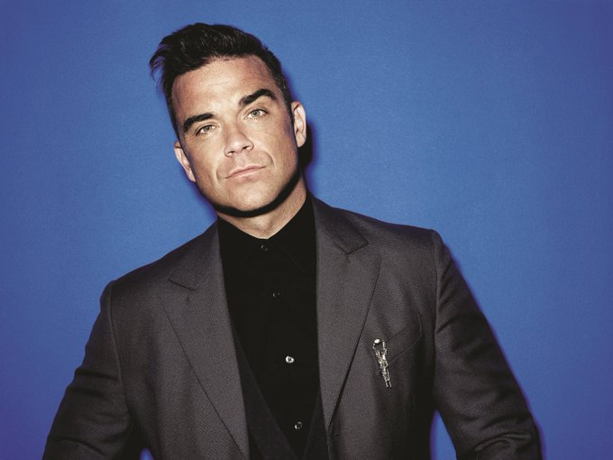 Happy birthday to Robbie Williams!