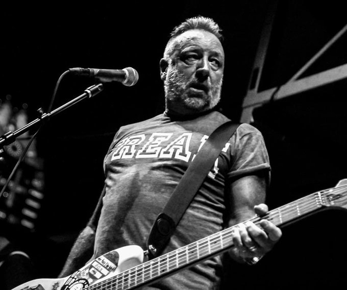 Happy Birthday to Peter Hook of Joy Division, New Order and The Light!