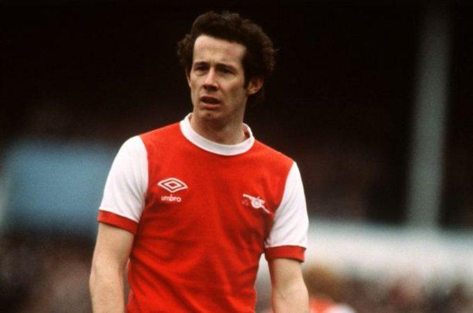 Happy birthday to my school boy idol and true Arsenal legend Liam Brady. Have a good one.