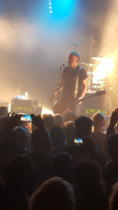 Happy birthday Peter Hook...look forward to yr next show in Paris