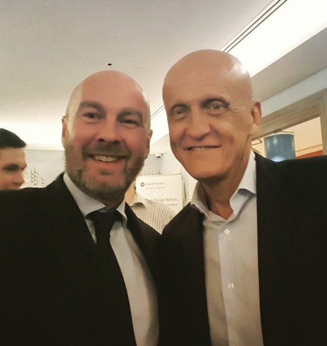 Happy birthday Pierluigi Collina