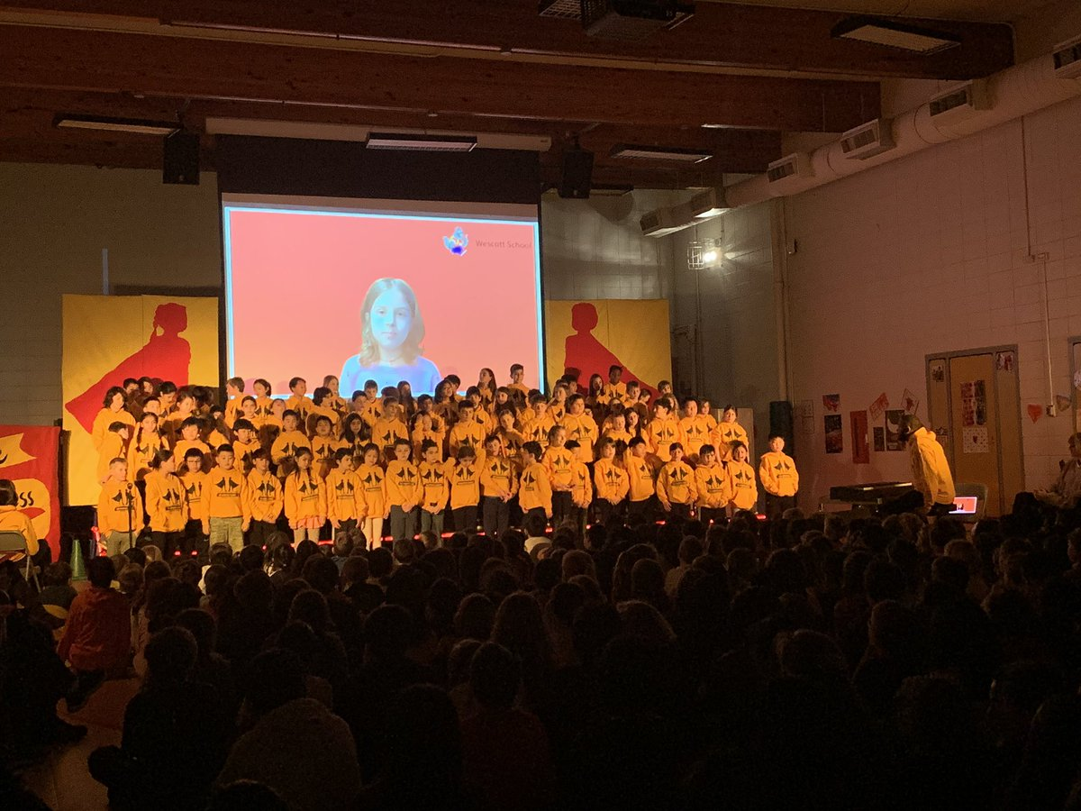 test Twitter Media - Beautiful message and performance by our third graders today #d30learns https://t.co/kR5LS0xDHq