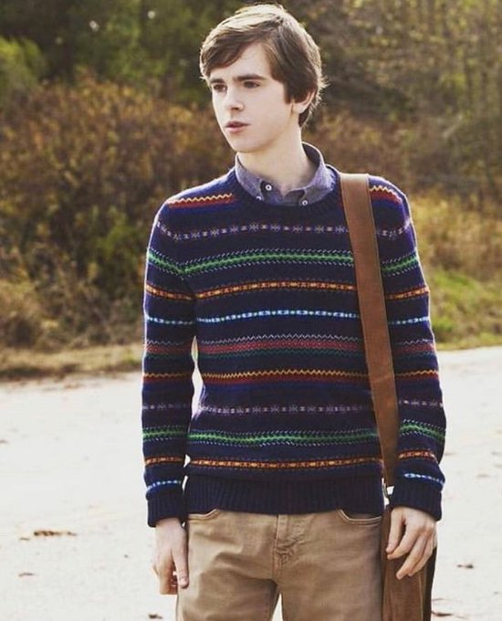 HAPPY BIRTHDAY FREDDIE HIGHMORE!!!! Wish you the best ! Hope you have a lovely day!