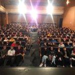 Fantástica conferencia https://t.co/PHRjZCzUQ0