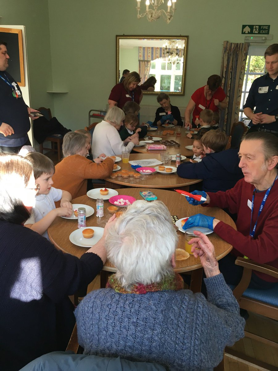 test Twitter Media - Our second visit as part of our Intergenerational Project to Bournville Grange was a huge success! We did 'heart art', mindfulness colouring and cake decorating with the older adults @geri_baby @ABCDoes https://t.co/QvUYe4FZ43