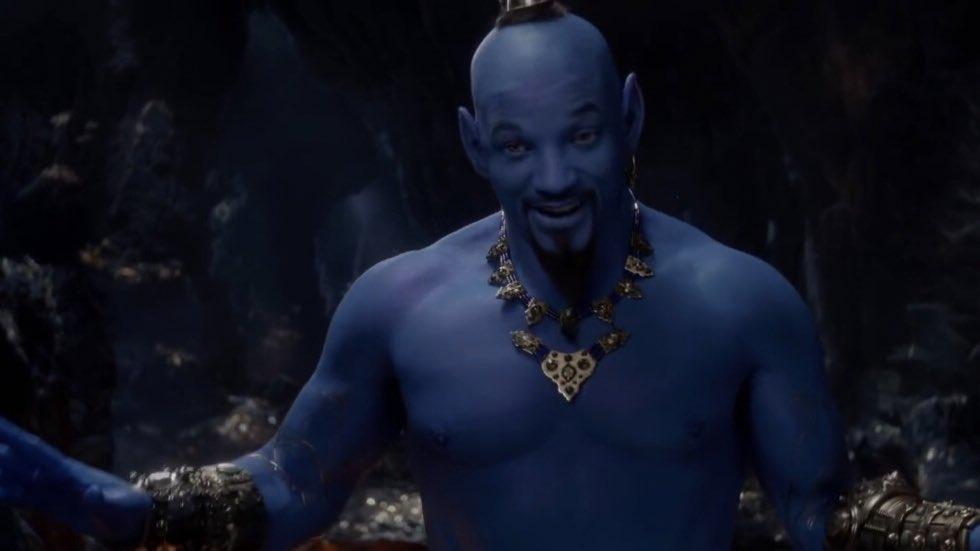 RT @batmanch: >жалкая пародия >неповторимый оригинал #аладдин #WillSmith #Aladdin...