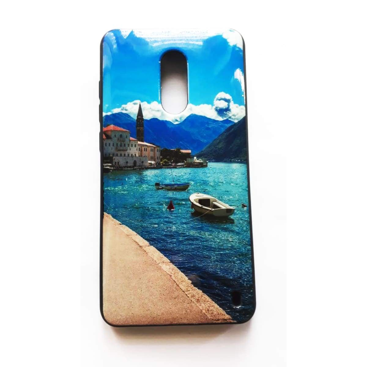 Printed Fancy U Case Mobile Back Cover for Xiaomi Redmi Note 4 INR 219.00...