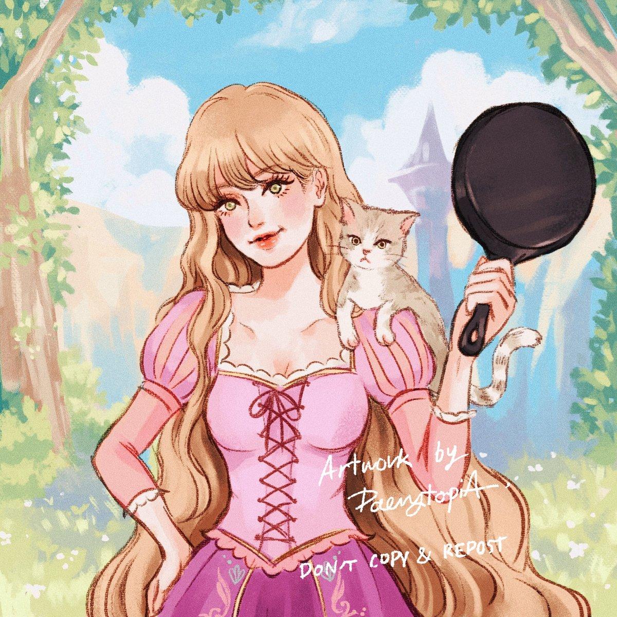 BLACKPINK x Princess Project 👸  รับสาวๆไปซักองค์มั้ยคะเจ้าชายย 💖 เป็นโปรเจคที่วาดสนุกมากเพราะเราติ่งทั้ง Disney และ Blackpink เลยเอามาผสมกันซะเลย ☺  My work 👉 #paerytopia  ❌don't repost my work❌  #lisa #rose #jennie #jisoo #blackpink #blackpinkfanart #blink #disney