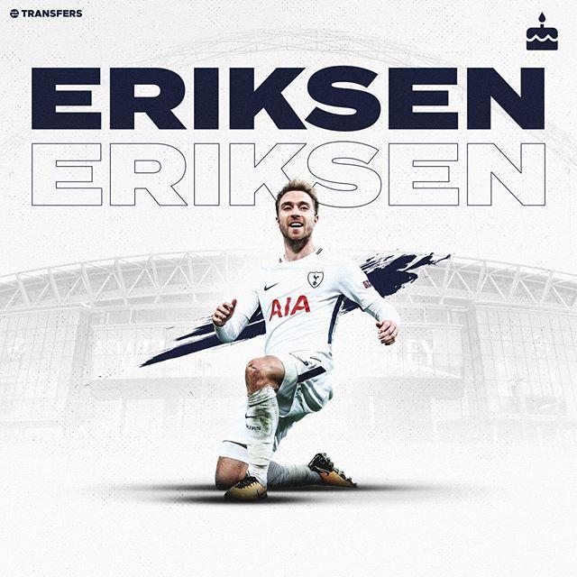 Happy Birthday Christian Eriksen