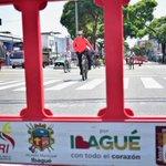 Más de 20 mil ibaguereños disfrutaron de la ciclovía durante el Día sin carro y sin moto: https://t.co/m7PehDCOeP https://t.co/sWMuM1nszy