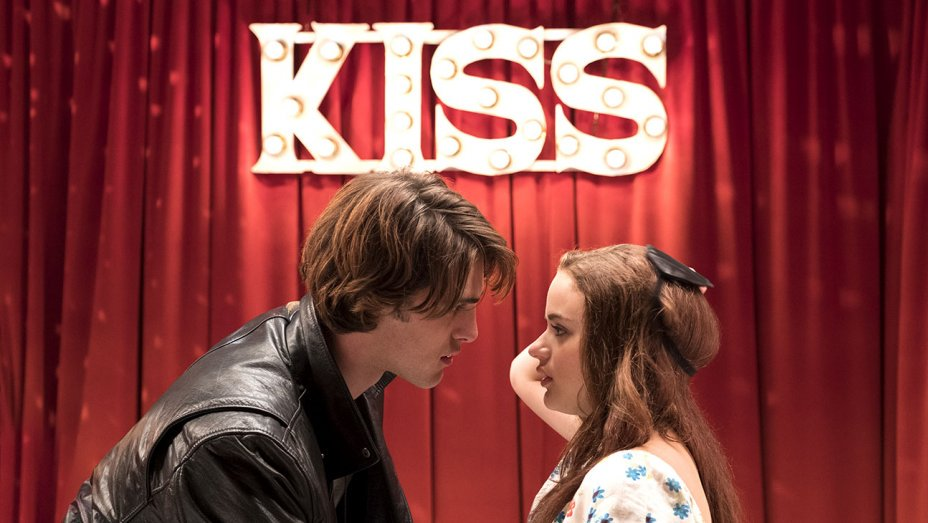 Netflix sets sequel to 'Kissing Booth' rom-com