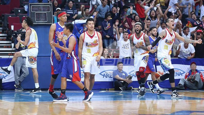 Happy birthday to this humble MVP!  BIG GAME JAMES YAP!   This photo say it all.