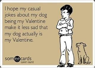 It's funny because it's true... #vieravet #valentinesday https://t.co/ZJl69tawEI