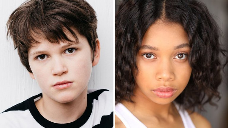 Syfy A.I. drama pilot casts young leads