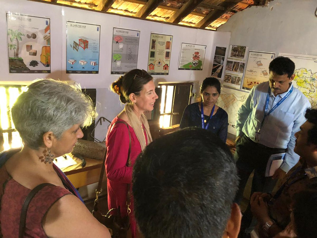 test Twitter Media - #UNRC a.i. @DrYasminAHaque & @UNDP_India #RR a.i. @f_pickup, visit the @UNDP shelter hub in Thiruvalla, #Kerala - set up with the assistance of the Habitat Technology Group - to better understand how the @UNinIndia can best support the state of #Kerala on the road to recovery https://t.co/h3mpJVChGh