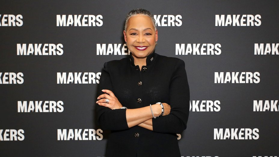 Time's Up CEO Lisa Borders resigned following sexual misconduct claims against her son