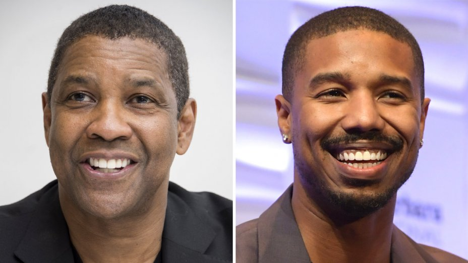 Will @michaelb4jordan and Denzel Washington be teaming up for a new movie?
