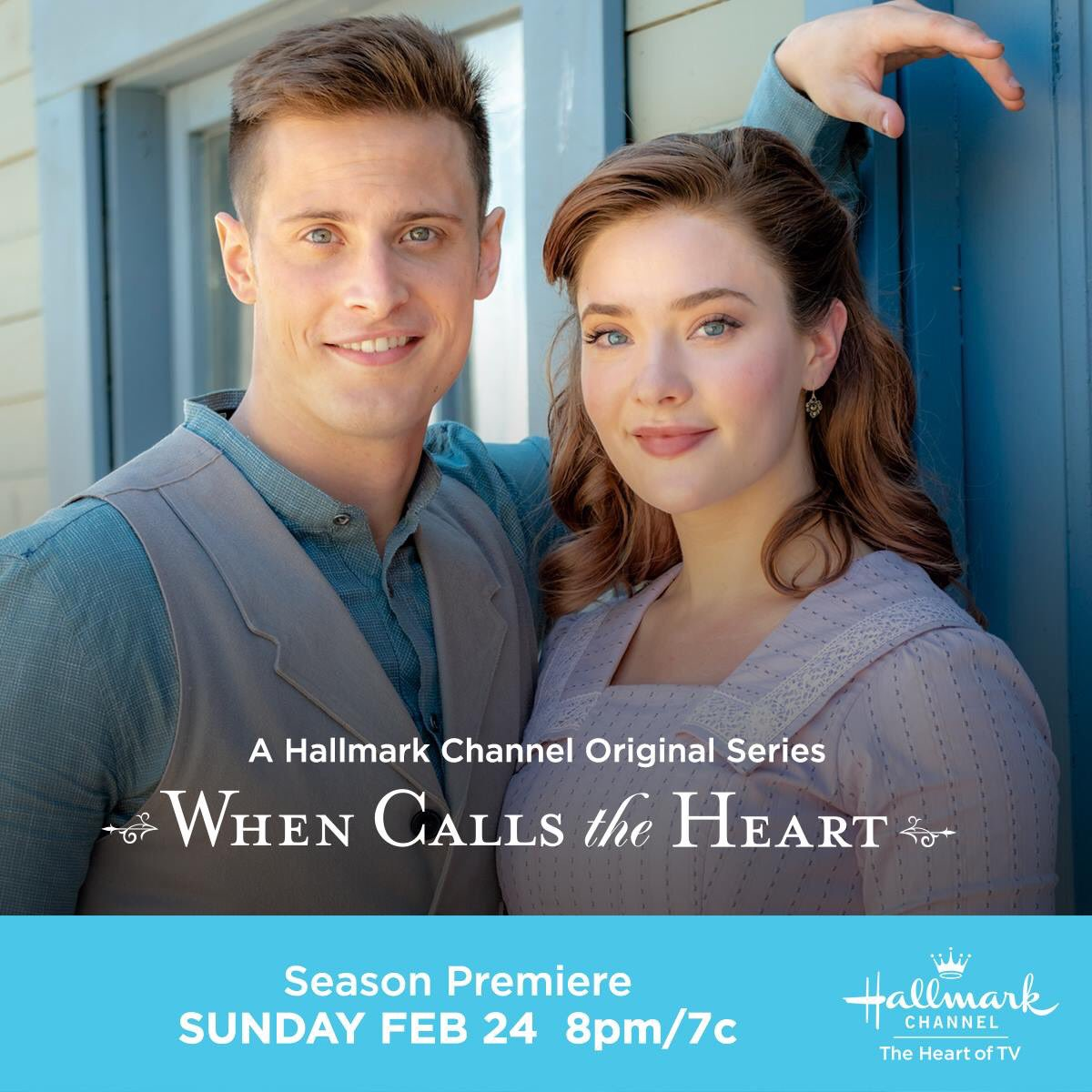 RT @MPCA_BKTV: What are you hoping for Jesse & Clara in S6,  #Hearties? @hallmarkmovie @hallmarkchannel https://t.co/BJ3b9S4BSR
