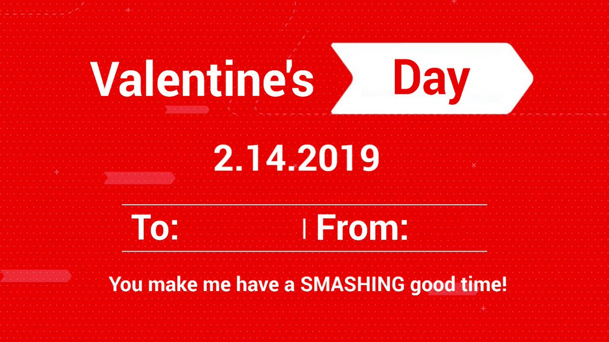 RT @Sora_Sakuraii: Retweet to receive a Nintendo Direct style Valentine's Day card from me! https://t.co/9qRclIFdWg